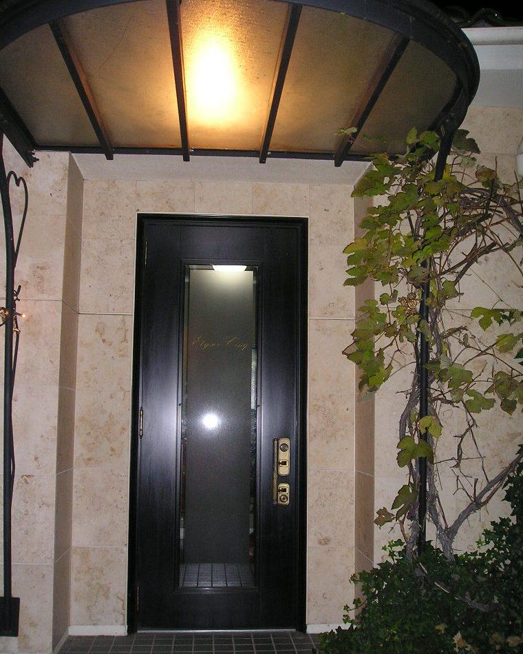 エリゼサンク ドア